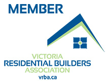 Victoria Residential Builders Association logo