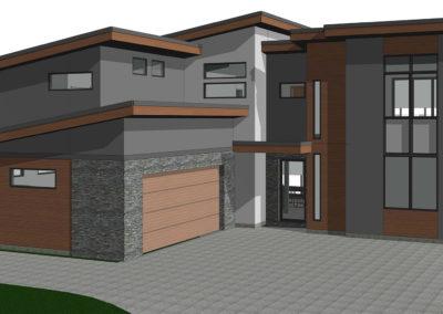 Bear Mountain Custom Home