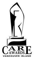Vancouver Island CARE Award logo